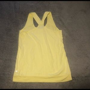 Lululemon Go With The Flow Tank size 8/10